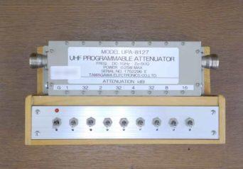 多摩川電子 プログラマブルアッテネータ UPA-8127