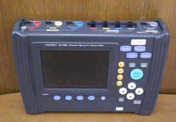 日置電機 3196 電源品質アナライザ