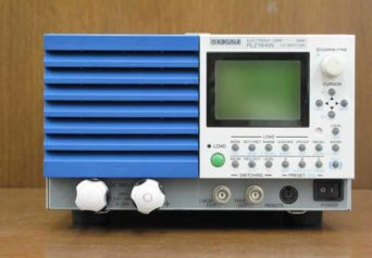 菊水電子 PLZ164W 直流電子負荷装置