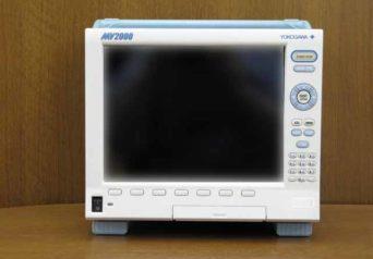横河電機 MV2000(48CH)ネジ端子 ポータブルレコーダ