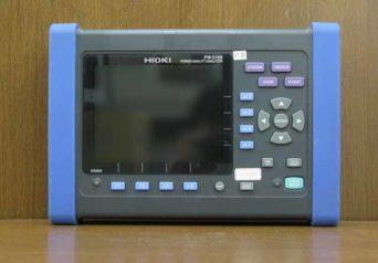 日置電機 電源品質アナライザ PW3198-90