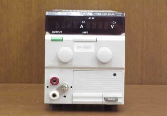 菊水電子 PMC110-0.6A 直流安定化電源