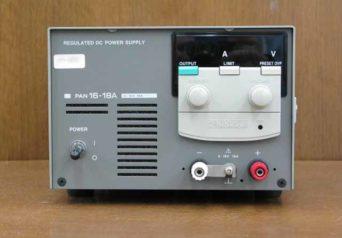菊水電子 直流電源 PAN16-18A