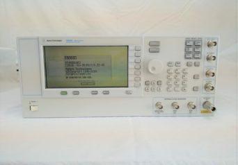 アジレント E8663D PSG RFアナログ信号発生器