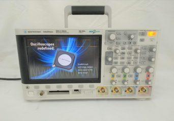 アジレント MSOX3054A ミックスド・シグナル・オシロ:500 MHz,4アナログ&16デジタルch