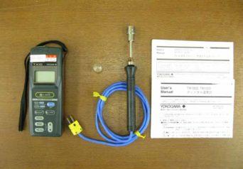 横河計測 TX10-02 (93002付) デジタル温度計