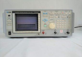 エヌエフ回路設計ブロック FRA5087 周波数特性分析器