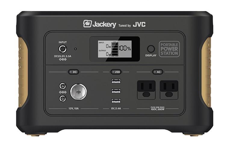 JVCケンウッド社 新品ポータブル電源の取り扱いを始めました!!