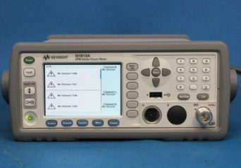 KEYSIGHT N1913A EPMシリーズ・シングル・チャネル・パワー・メータ