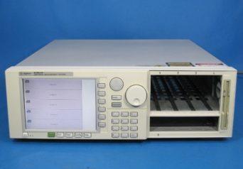 アジレント 8164A ライトウェーブ・メジャメント・システム