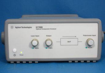Agilent N7788B ポータブル光コンポーネント・アナライザ