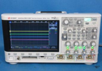 KEYSIGHT MSOX3054T ミックスド・シグナル・オシロスコープ