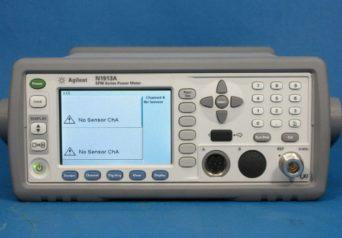 アジレント N1913A EPMシリーズ・シングル・チャネル・パワー・メータ