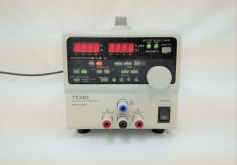 テクシオ PW16-5ADP 多出力直流安定化電源