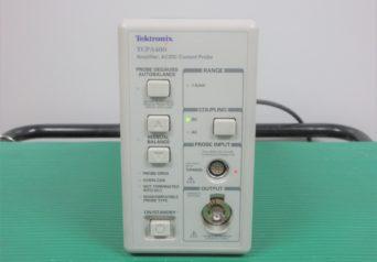 テクトロニクス TCPA400 電流プローブ増幅器