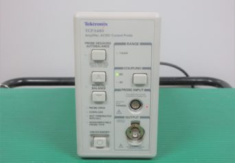 Tektronix TCPA400 電流プローブ増幅器