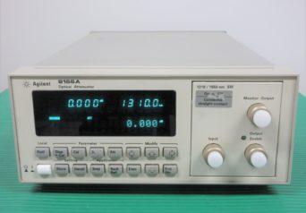 Agilent 8156A オプティカル・アッテネータ