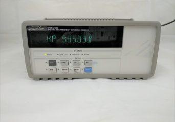 シンメトリコム 58503B GPS時間/周波数基準レシーバ