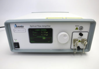 Amonics AEDFA-L-DWDM-F-EX1-22-B-FC 光ファイバ増幅器