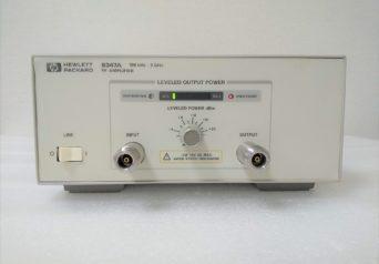 HP 8347A RF増幅器 100kHz-3GHz