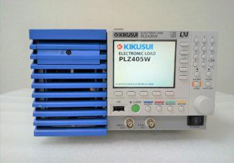 菊水電子 PLZ405W 多機能直流電子負荷装置