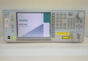 アンリツ MS9740A/001,002,037 光スペクトラムアナライザ