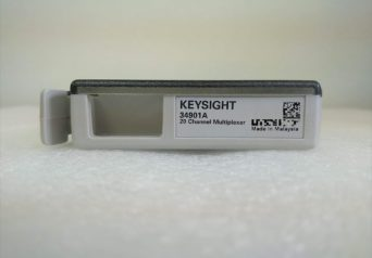 KEYSIGHT 34901A 34970A/34972A用20チャネル・マルチプレクサ(2/4線)モジュール