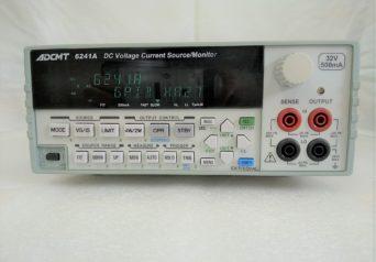 ADCMT 6241A 直流電圧・電流源/モニタ