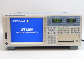 横河電機 WT1800 WT1806-06-M-HE/EX6/B5/G5/DA/MTR プレシジョンパワーアナライザ