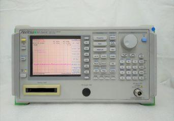 アンリツ MS2663C スペクトラムアナライザ