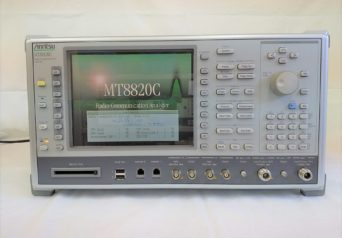 アンリツ MT8820C ラジオコミュニケーションアナライザ