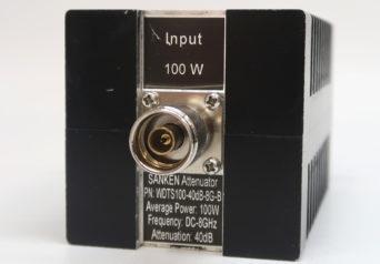 SANKEN WDTS100-40dB-8G-B 固定減衰器