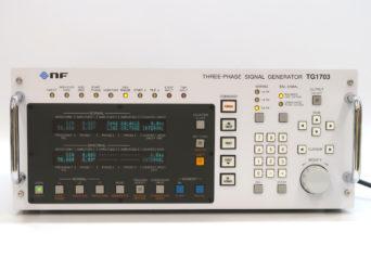 エヌエフ回路設計ブロック TG1703 三相信号発生器