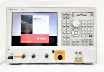 キーサイト E5052B SSA信号源アナライザ(10 MHz~7 GHz)