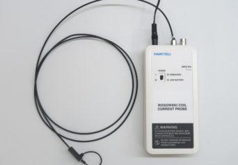 IWATSU SS-288A/ACアダプタ ロゴスキーコイル電流プローブ