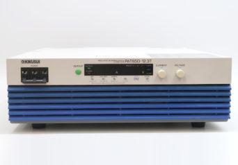 菊水電子 PAT650-12.3T/AC8-4P4M-M6C 高効率大容量スイッチング電源