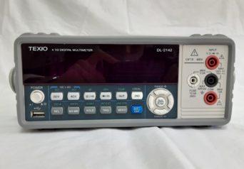 テクシオ DL-2142 デジタルマルチメータ