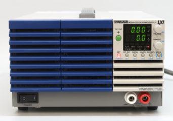 菊水電子 PWR1201L ワイドレンジ直流電源