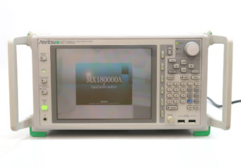 アンリツ MP1800A/001/002/015/MU181000B/MU181020A-002・011・030 シグナルクオリティアナライザ