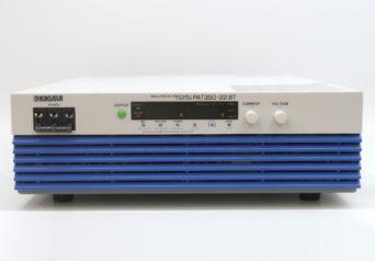 菊水電子 PAT350-22.8T 高効率大容量スイッチング電源