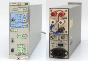 NEC/日本アビオニクス AL1301A 高耐圧直流アンプ