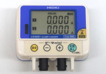 日置電機 LR5051 クランプロガー